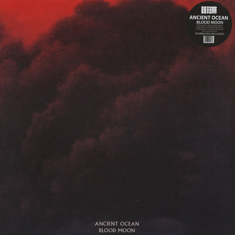 Ancient Ocean - Blood Moon Black Vinyl Edition