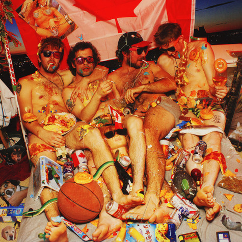 New Swears - Junkfood Forever, Bedtime Whatever