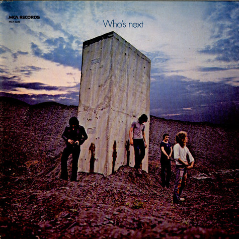 Who, The - Who's Next