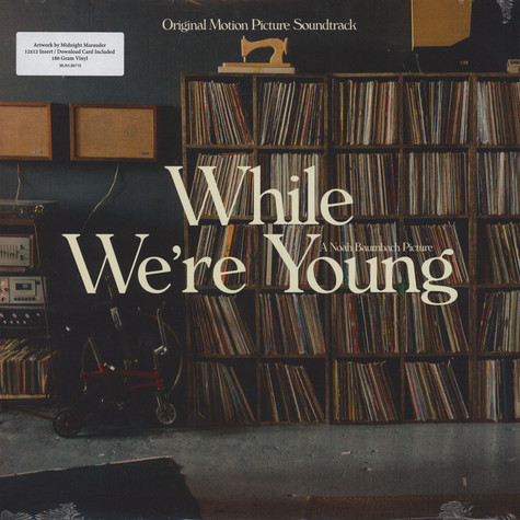 James Murphy - OST While We're Young