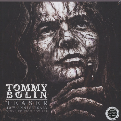 Tommy Bolin - Teaser 40th Anniversary Edition