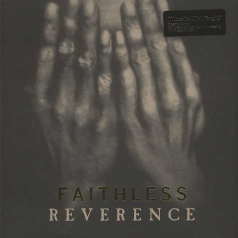 Faithless - Reverence Black Vinyl Edition