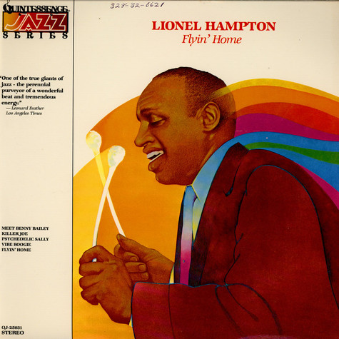 Lionel Hampton - Flyin' Home