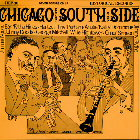 V.A. - Chicago South Side Vol. 2 1927-1929
