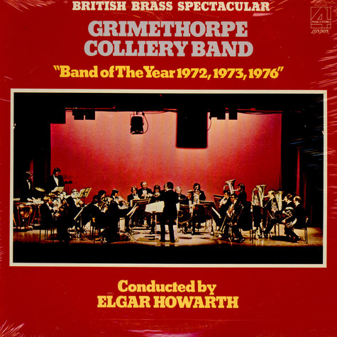 Grimethorpe Colliery Band - British Brass Spectacular