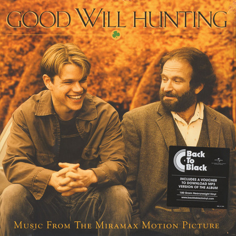 V.A. - OST Good Will Hunting Back To Black Edition