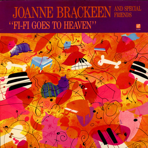Joanne Brackeen - Fi-Fi Goes To Heaven