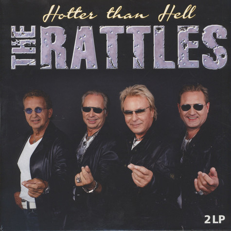 Rattles, The - Hotter Than Hell