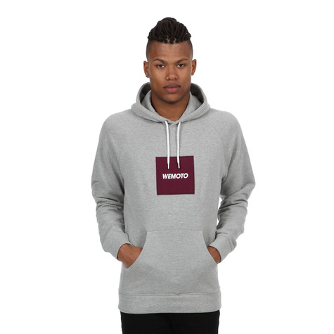 Wemoto - Box Hooded Sweatshirt