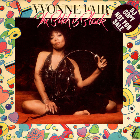 Yvonne Fair - The Bitch Is Black