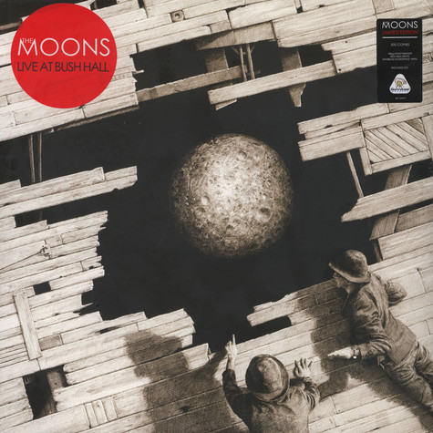 Moons, The - Live At Bush Hall Limited Edition