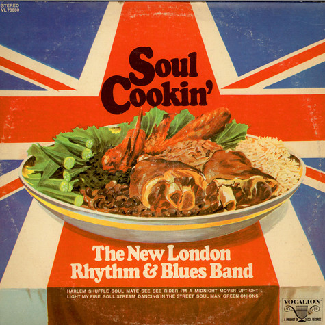 New London Rhythm & Blues Band, The - Soul Cookin