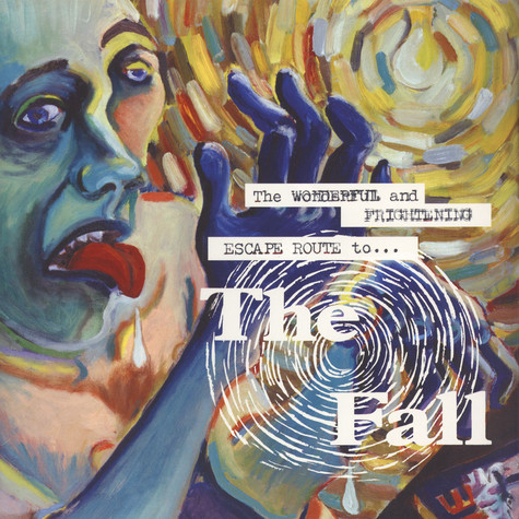 Fall, The - Wonderful & Frightening Escape Route To The Fall