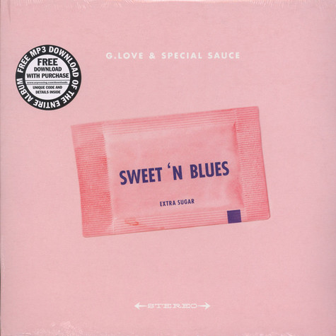 G. Love & Special Sauce - Sweet N Blues (Sugar Outtakes)