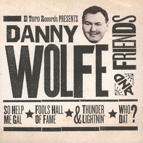 V.A. - Danny Wolfe And Friends