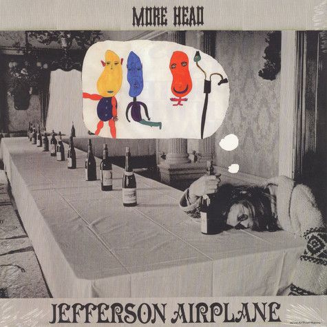 Jefferson Airplane - More Head