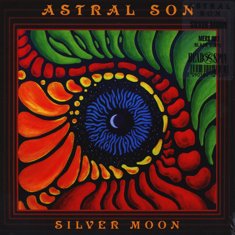 Astral Son - Silver Moon Black Vinyl Edition