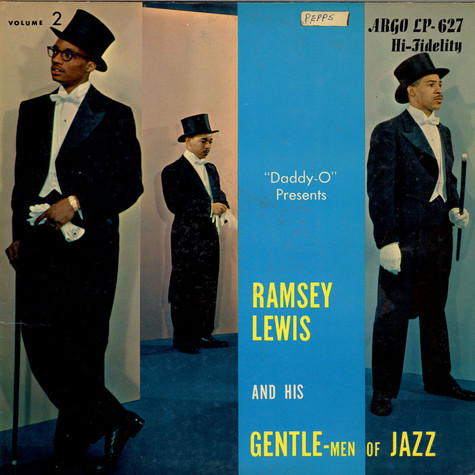 Ramsey Lewis Trio, The - Ramsey Lewis And The Gentlemen Of Jazz - Volume 2