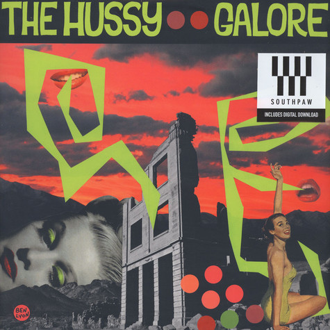 Hussy, The - Galore