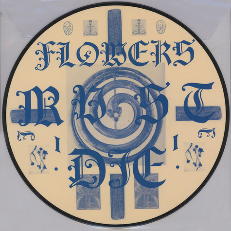 Flowers Must Die - Montana Picture Disc Edition
