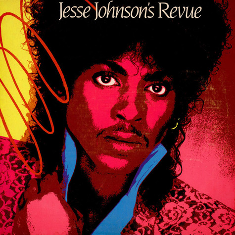 Jesse Johnson's Revue - Jesse Johnson's Revue