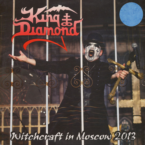 King Diamond - Witchcraft In Moscow 2013