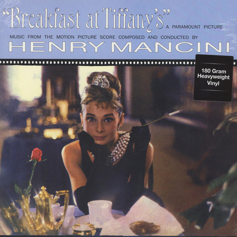 Henry Mancini - OST Breakfast At Tiffany's 180g Vinyl Edition