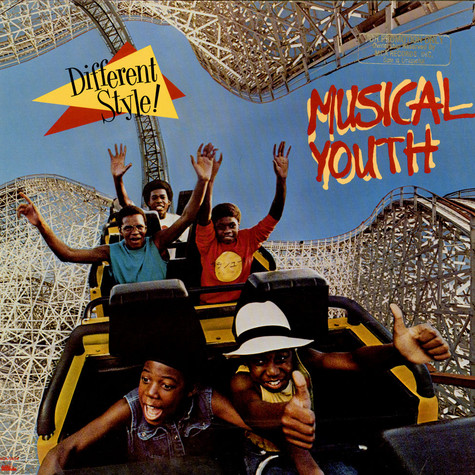 Musical Youth - Different Style!