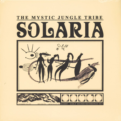 Mystic Jungle Tribe, The - Solaria