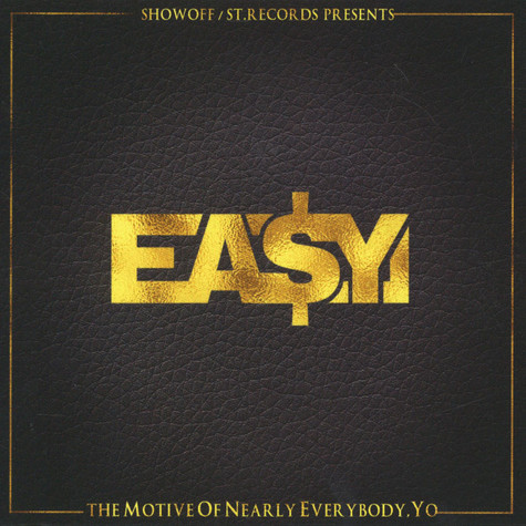 Ea$y Money - The M.O.N.E.Y.