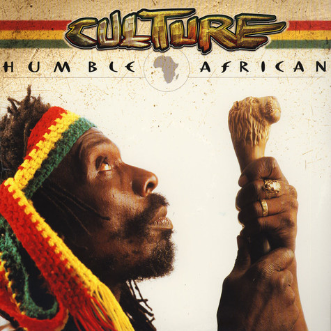 Culture - Humble African