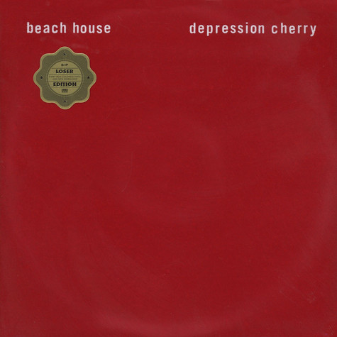 Beach House - Depression Cherry Clear Vinyl Loser Edition