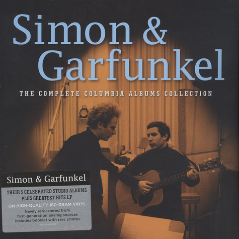 Simon & Garfunkel - Complete Columbia Album Collection