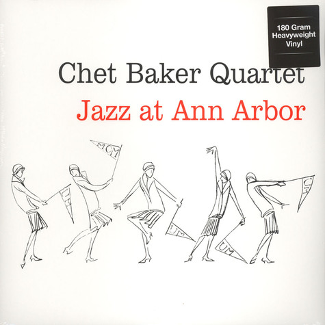 Chet Baker - Jazz At Ann Arbor 180g Vinyl Edition