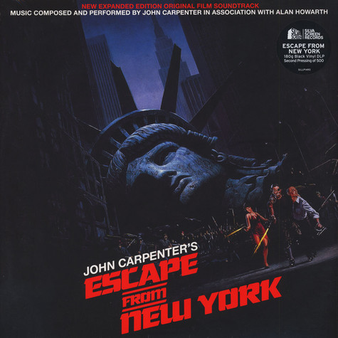 John Carpenter - OST Escape From New York