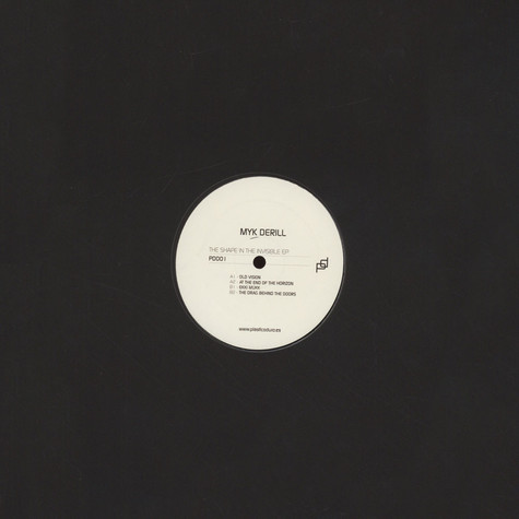 Myk Derill - The Shape In The Invisible EP
