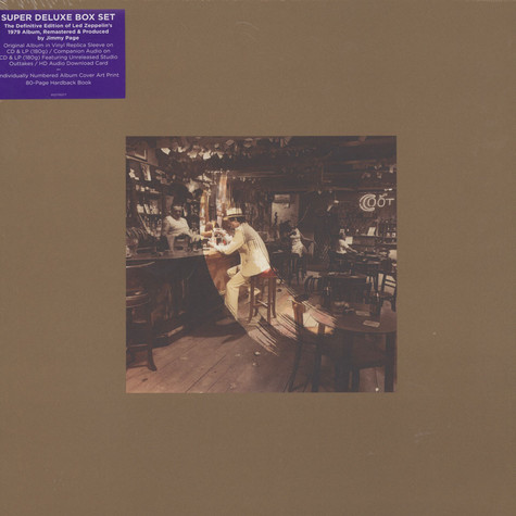 Led Zeppelin - In Through The Out Door Super Deluxe Edition