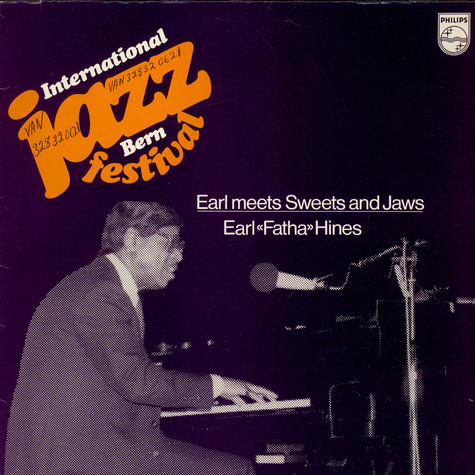 Earl Hines - Earl Meets Sweets And Jaws