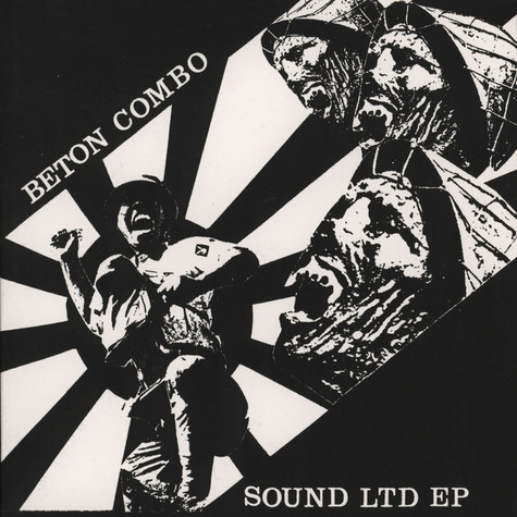 Beton Combo - Sound Ltd EP