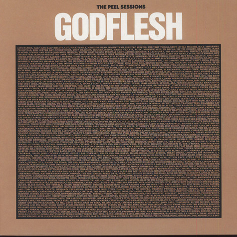 Godflesh - Peel Sessions