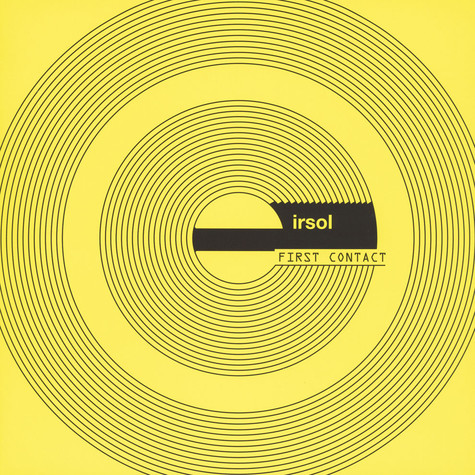Irsol - First Contact / Half Life