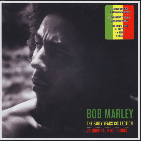 Bob Marley - The Early Years Collection