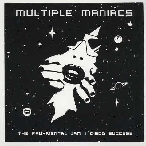 Multiple Maniacs - The Fauxriental Jam