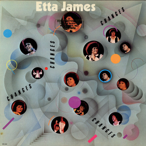 Etta James - Changes