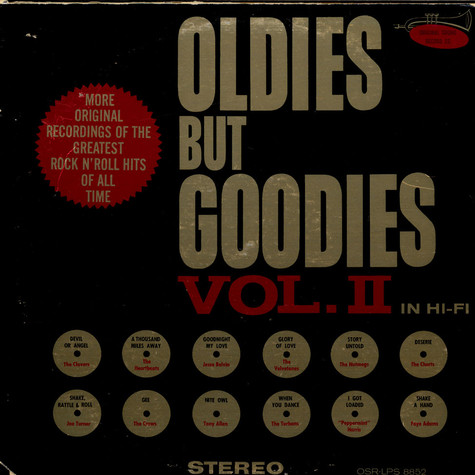 V.A. - Oldies But Goodies Vol. 2