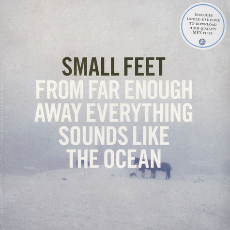 Small Feet - From Far Enough Away Everything Sounds Like