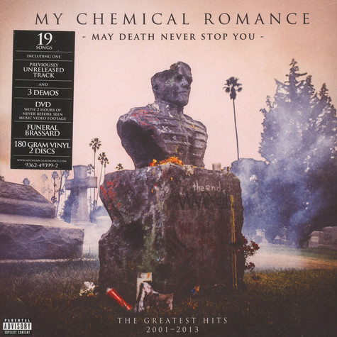 My Chemical Romance - May Death Never Stop You - The Greatest Hits 2001-2013
