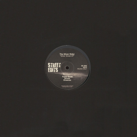 Silver Rider, The - Silver Street EP