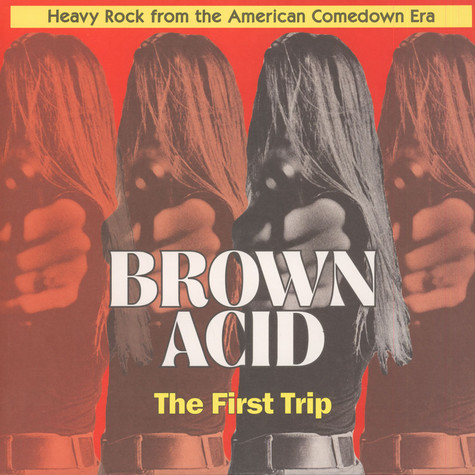 V.A. - Brown Acid: The First Trip Colored Vinyl Edition