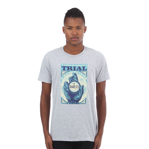 Obey - The Human Trial T-Shirt